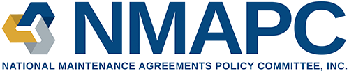 National Maintenance Agreements Policy Committee logo